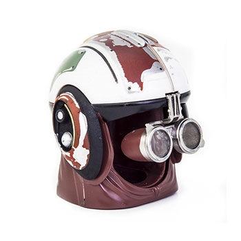 Fascículo + Capacete: Anakin Skywalker - Piloto de Podracer