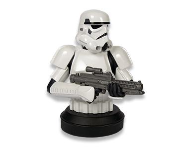 Fascículo + Busto Stormtrooper