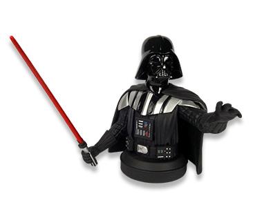 Fascículo + Busto Darth Vader