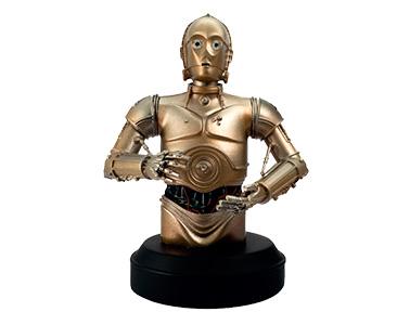 Fascículo + C-3PO