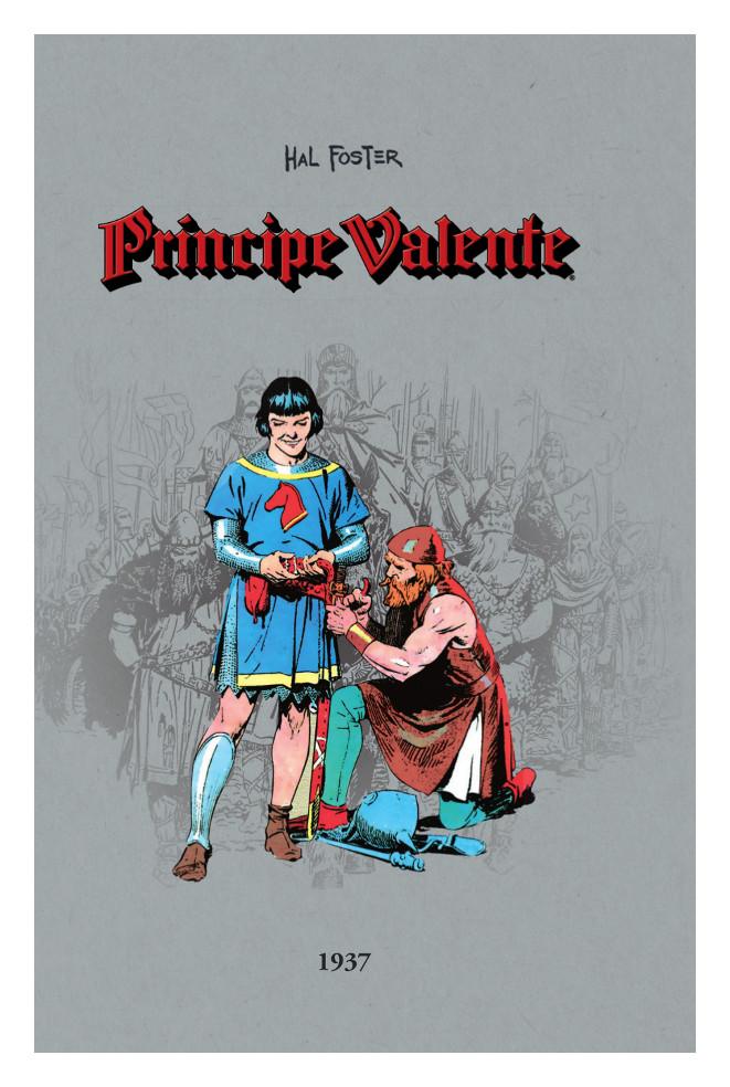 Livro 1 - Príncipe Valente 1937