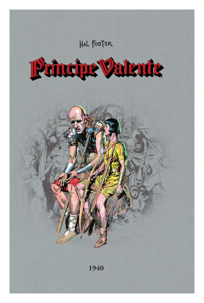 Livro 4 - Príncipe Valente 1940