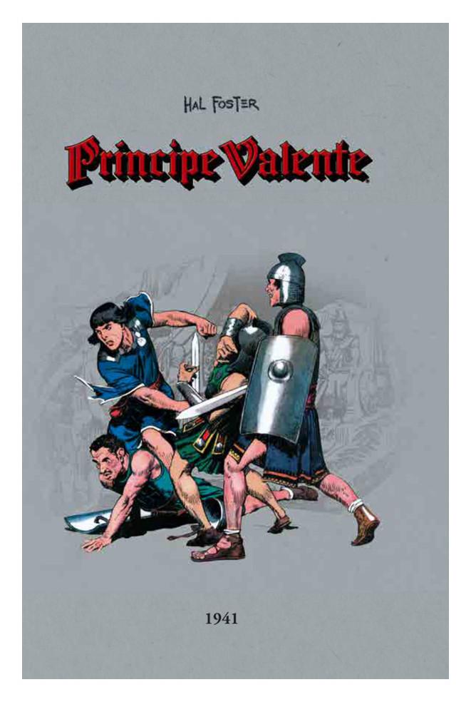 Livro 5 - Príncipe Valente 1941