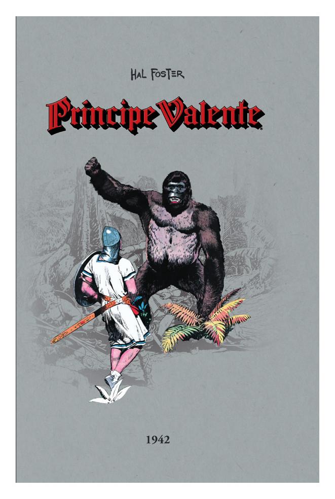 Livro 6 - Príncipe Valente 1942