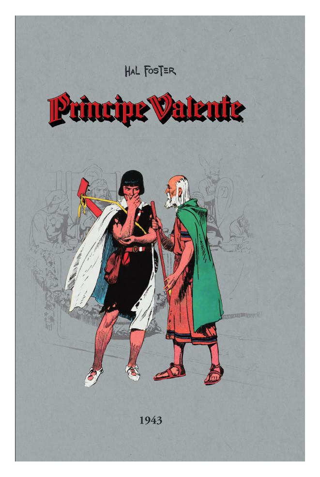 Livro 7 - Príncipe Valente 1943