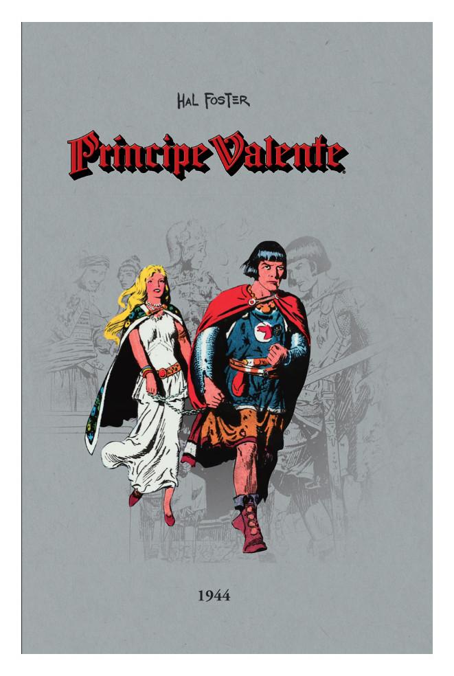 Livro 8 - Príncipe Valente 1944