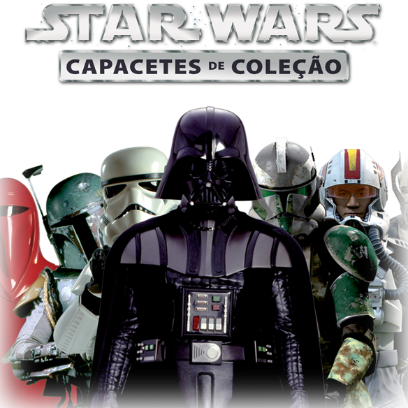 CAPACETES STAR WARS