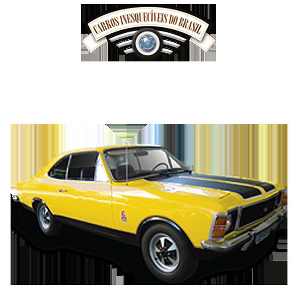 Carros Inesquecíveis do Brasil