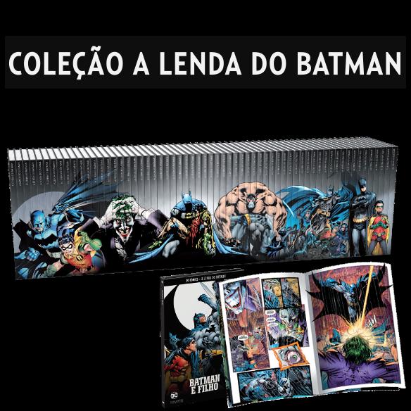 A lenda do Batman