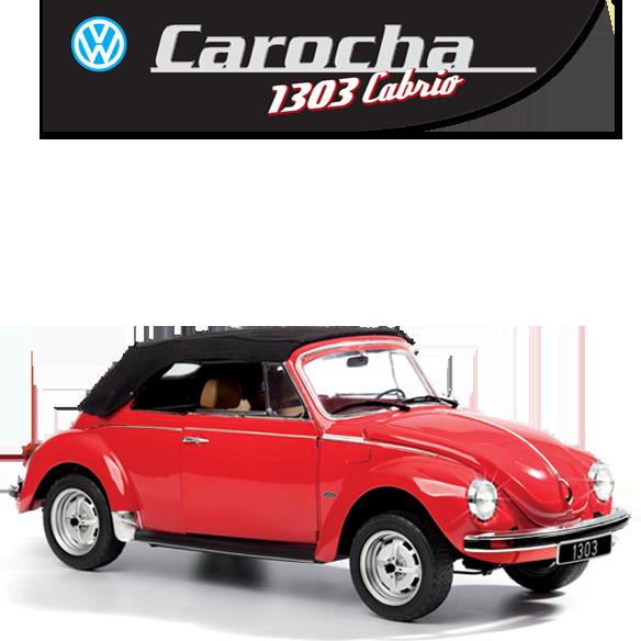 VW CAROCHA 1303 CABRIO