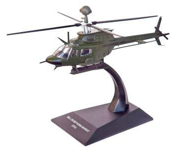 Fascículo + Miniatura: BELL OH-58D KIOWA WARRIOR - EUA