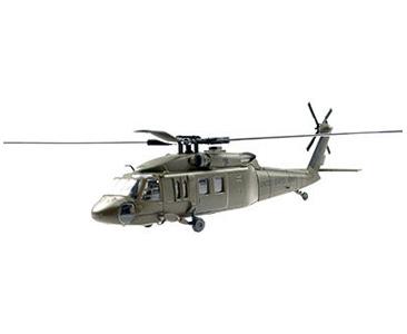 Fascículo + Miniatura: SIKORSKY UH-60A BLACK HAWK - EUA