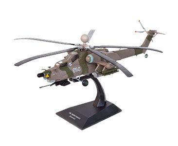 Fascículo + Miniatura: MIL MI-28N HAVOC - RÚSSIA