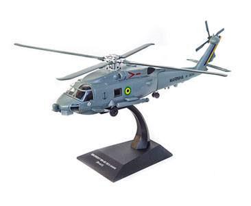 Fascículo + Miniatura: SIKORSKY MH-16 SEA HAWK - BRASIL