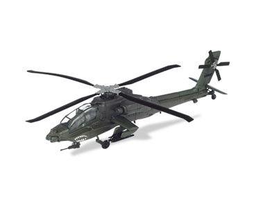 Fascículo + Miniatura: McDONNELL DOUGLAS AH-64A APACHE - USA