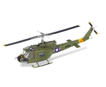 """Fascículo + Miniatura: BELL UH-1 """"IROQUOIS"""" - USA"""