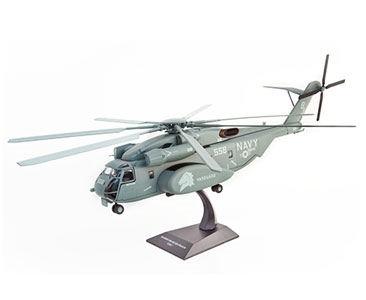 Fascículo + Miniatura: SIKORSKY MH-53E SEA DRAGON - EUA