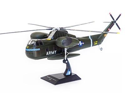 Fascículo + Miniatura: SIKORSKY CH-37B MOJAVE - EUA