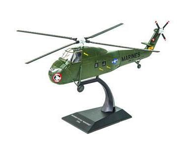 Fascículo + Miniatura: SIKORSKY UH-34D SEA HORSE - EUA
