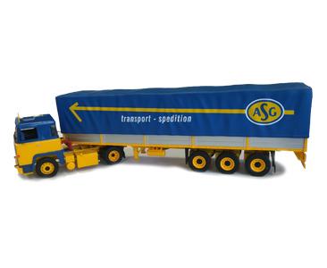 Fascículo + Miniatura: Scania LBT 141 (1976-1981)