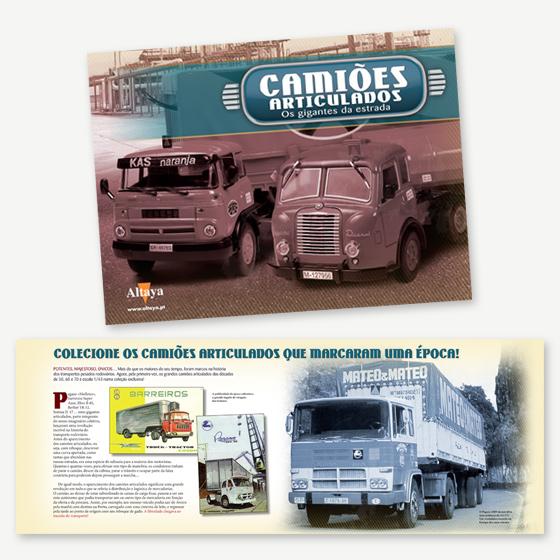 Conheça o mundo apaixonante dos camiões articulados!
