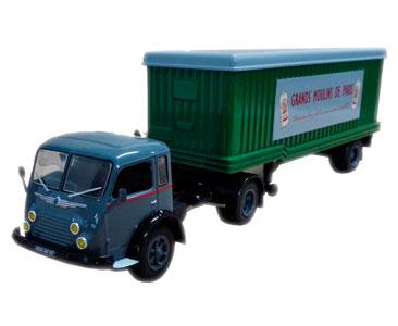 Fascículo + Miniatura: Renault «Fainéant» (1950-1955)