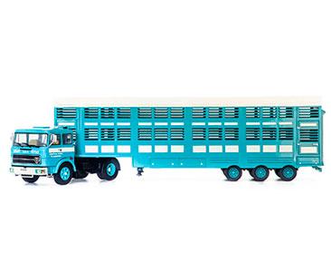 Fascículo + Miniatura: Unic T 270 A2 (1970-1974)
