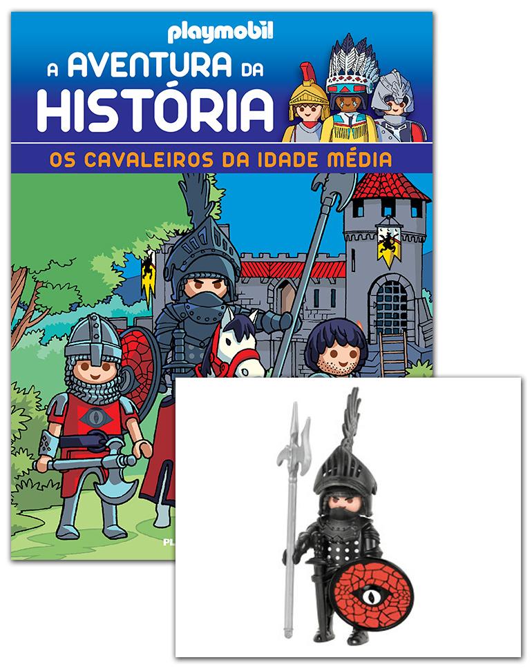10/10/2018 (Os cavaleiros da idade média + 2 cartas + Figura)