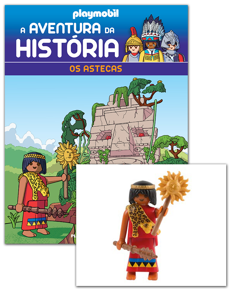 12/12/2018 (Os astecas + 2 cartas + Figura)