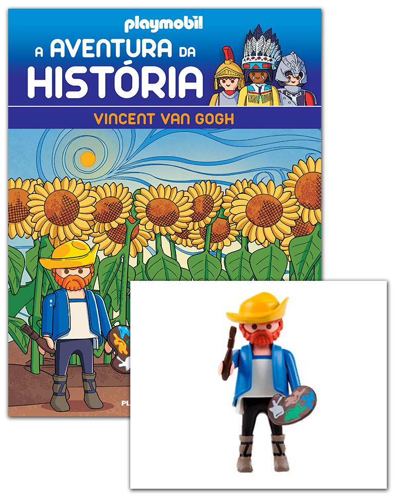 27/02/2019 (Van Gogh, o génio do cabelo ruivo + 2 cartas + Figura)