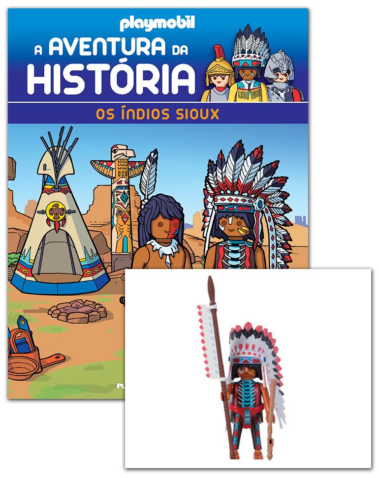 01/05/2019 (Os índios sioux)