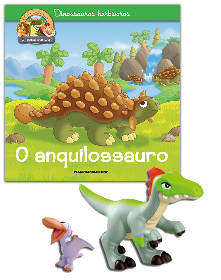 12-06-2018 (LIVRO + Velociraptor papá + Pterodáctilo bebé)