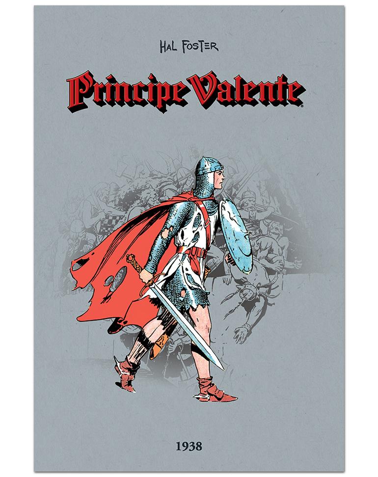 03/04/2019 (Livro 2 - Príncipe Valente 1938)