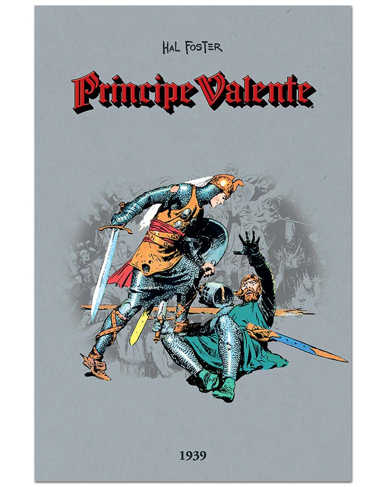 17/04/2019 (Livro 3 - Príncipe Valente 1939)