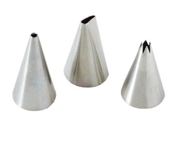 Fascículo 85 + 3 boquillas: redonda mediana, de estrella abierta y de pétalo