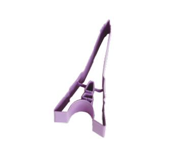 Fascículo 82 + Cortapastas con forma de torre Eiffel