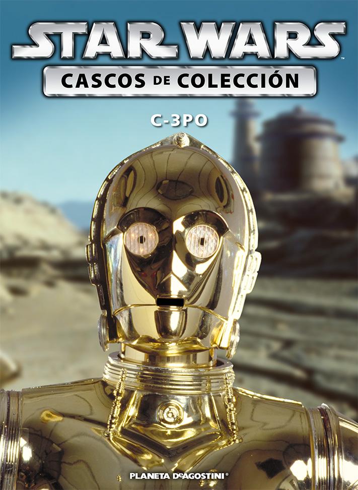 Casco 2: C-3PO + Fascículo 2