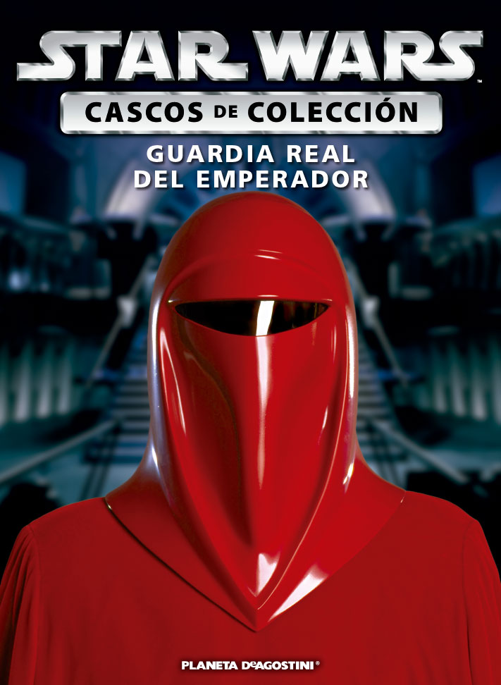 Casco 8: Guardia Real del Emperador + Fascículo 8