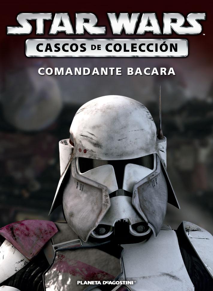 Casco 12: Comandante Bacara + Fascículo 12