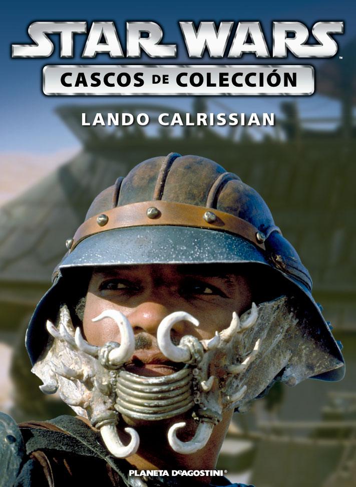 Casco 17: Lando Calrisian + Fascículo 17