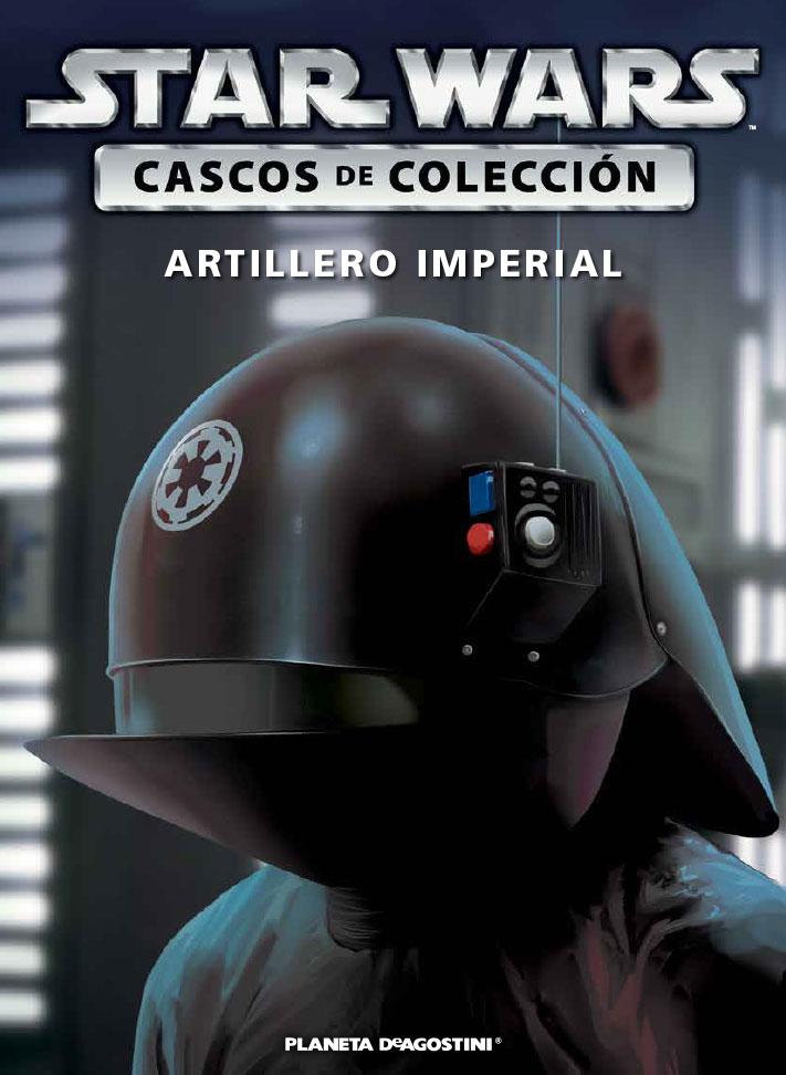 Casco 19: Artillero imperial + Fascículo 19