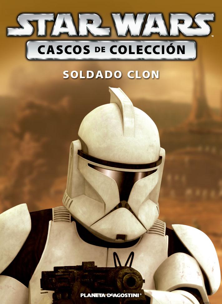 Casco 21: Soldado Clon + Fascículo 21
