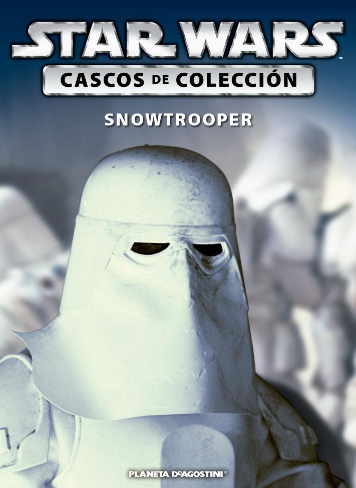 Casco 29: SNOWTROOPER + Fascículo 29