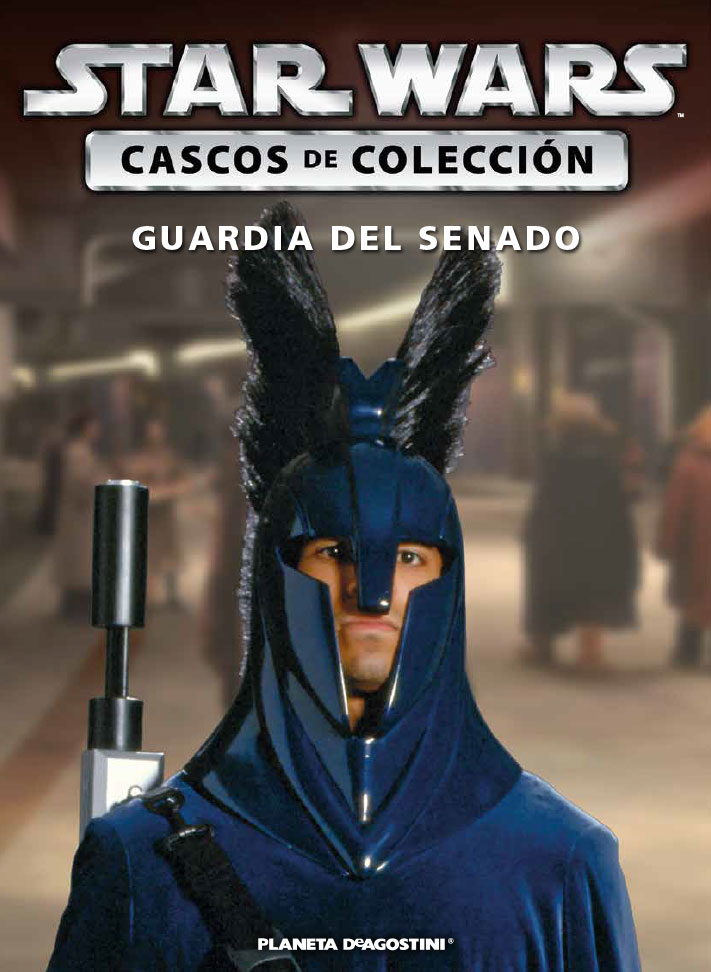 Casco 30: GUARDIA DEL SENADO + Fascículo 30