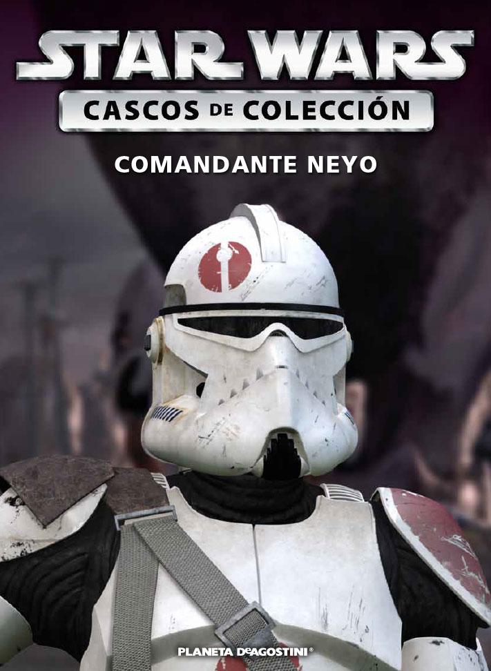 Casco 33: COMANDANTE NEYO + Fascículo 33