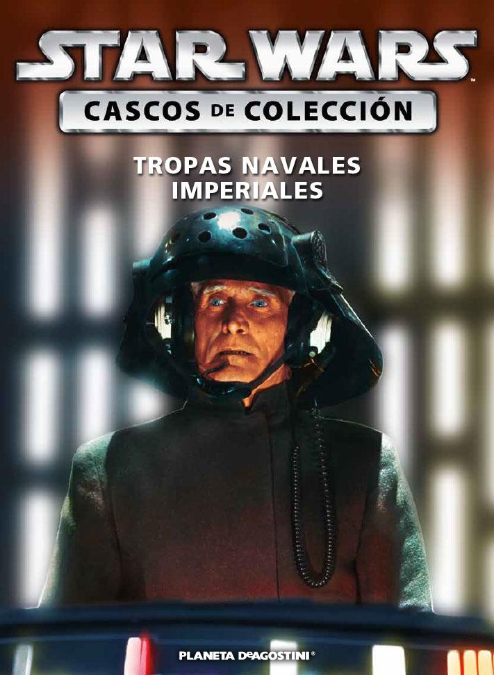 Casco 34: TROPAS NAVALES IMPERIALES + Fascículo 34