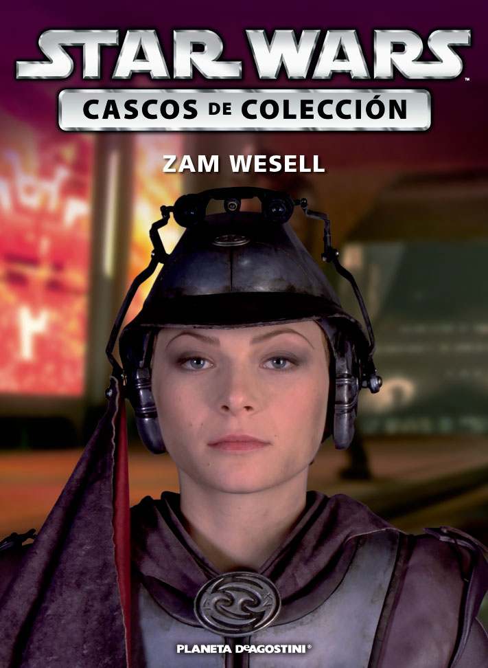 Casco 39: ZAM WESELL + Fascículo 39