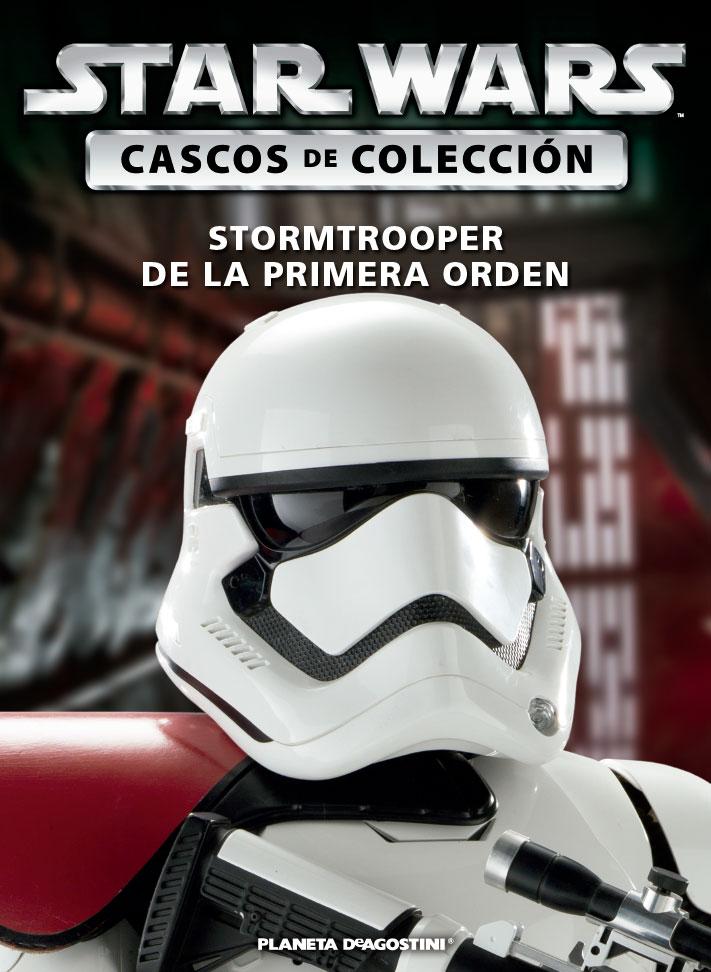 Casco 40: SOLDADO DE ASALTO DE LA PRIMERA ORDEN + Fascículo 40