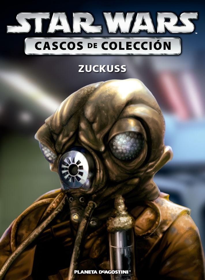 Casco ZUCKUSS + Fascículo 48