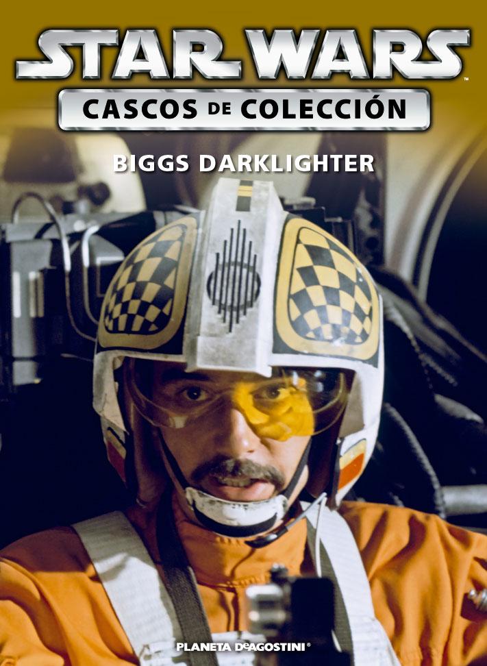 Casco BIGGS DARKLIGHTER + Fascículo 53